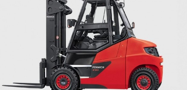Fenwick launch their new range of electric forklifts
