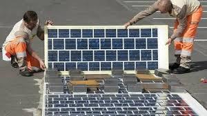 Colas' Wattway solar road wins award at COP21