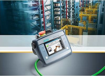 Siemens launch small, mobile operating panel