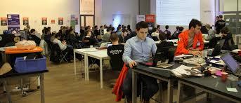 Dalkia and Intent Technologies host hackathon