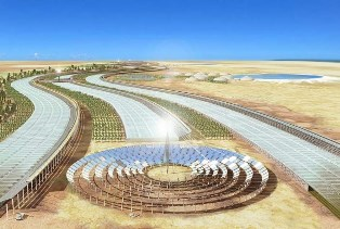 World's largest photovoltaic plant launched