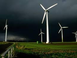 Wind power making noise in Scotland