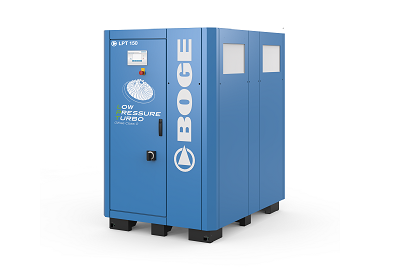 BOGE launch the new Low Pressure 150 compressor