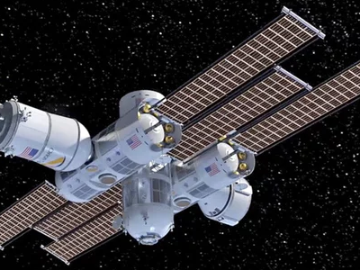US startup unveil plans to launch a space hotel