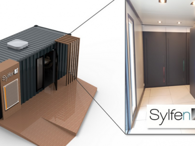 French start-up unveils its first energy storage unit