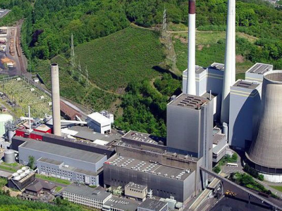 Mercedes-Benz Energy transforms coal power plant into energy storage facility