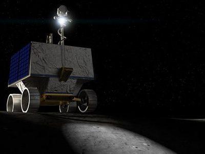 NASA unveil new VIPER lunar rover