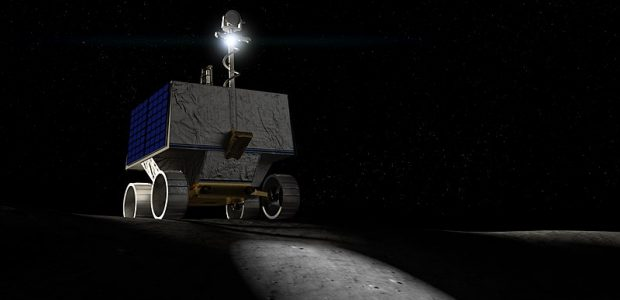 NASA unveil new VIPER lunar rover