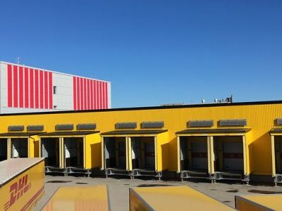 DHL launch LocusBot warehouse