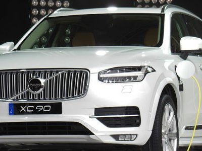 Volvo unveil new battery factory
