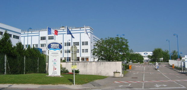 Nestlé-Waters Vosges invest in new production line