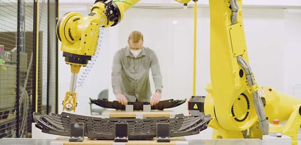 New technology delivering safe human-robot collaborations